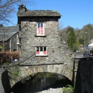 Bridge House in Ambleside