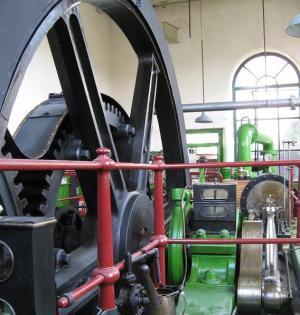 Oak Mount Mill Burnley