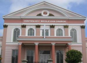 Centenary Wesleyan Church Camborne