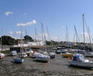 Titchfield Harbour