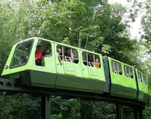 Mono Rail at Beaulieu
