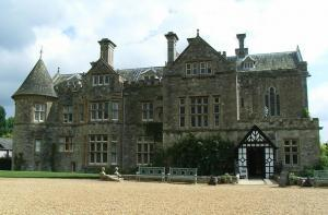 Palace House at Beaulieu