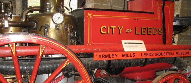 Leeds Industrial Museum - Armley Mills