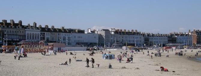 Weymouth Main Beach