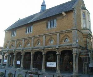 Market House in Castle Cary