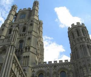 West Tower, Ely Cathedral