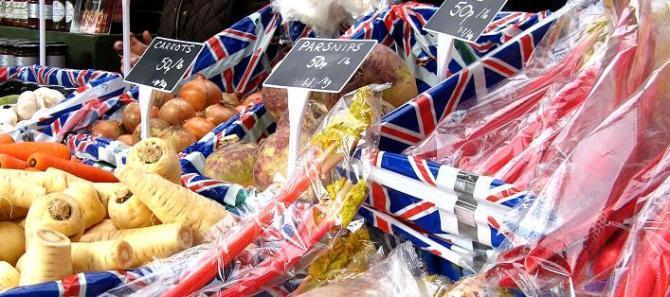 Yorkshire Forced Rhubarb - Wakefield Food Festival