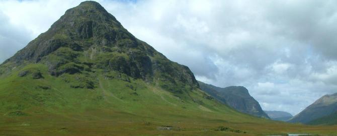 Glencoe, Highlands, Scotland