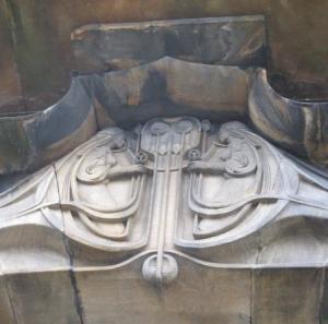 Glasgow School of Art - Charles Rennie Mackintosh in Glasgow