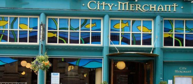 Dine out in Glasgow's chic Merchant City