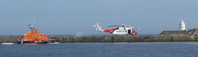 Wick Lifeboat and Coastguard