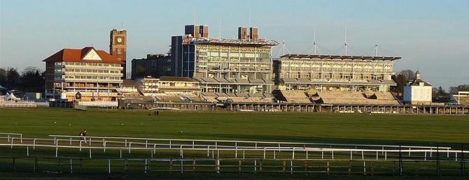 County Stand at York Racecourse