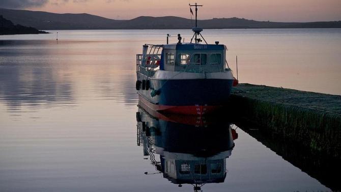 Night Trip to Mousa, Shetland