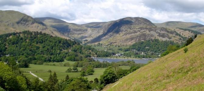 Glenridding and Ullswater