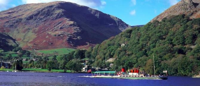 Ullswater Cruise, Lake District National Park