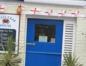 Crab House in Wells-next-the-Sea