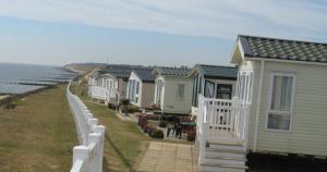 Coastal Caravan Parks with great views around Kessingland