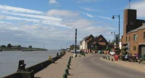 King's Lynn Waterfront on The Wash