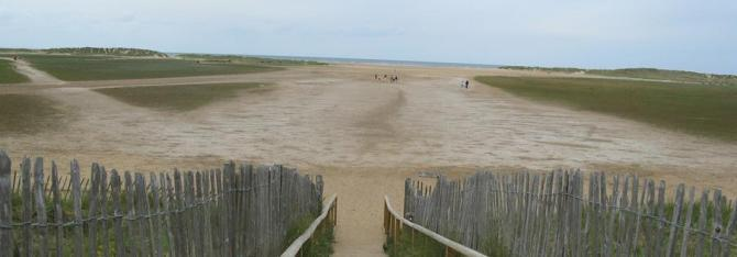 Holkham Beach on the North Norfolk Coast - a Best British Beach