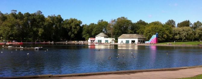Stanley Park Boating Lake