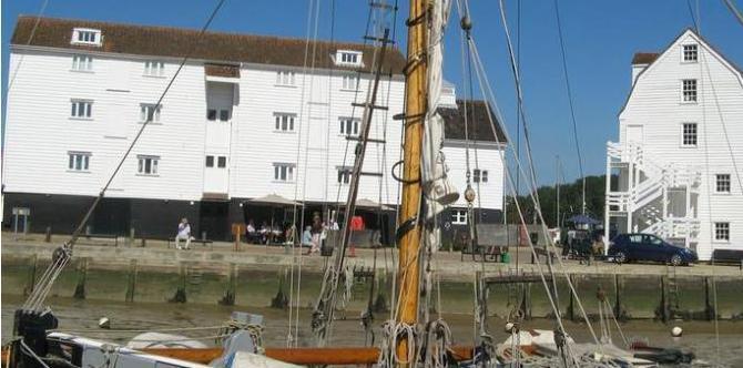 The Tidemill at Woodbridge