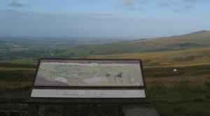 Hartside Viewpoint near Alston - North Pennines AONB