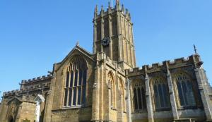 The Minster Church at Ilminster