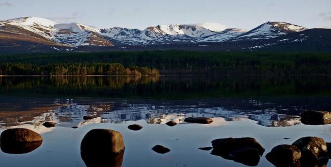 Loch Morlich, West Cairngorms