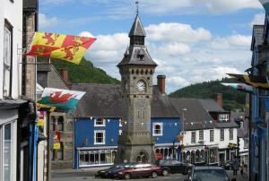Knighton's Clock Tower