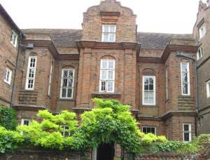 Restoration House Rochester - Miss Havisham's Satis House in Dickens' 'Great Expectations'.