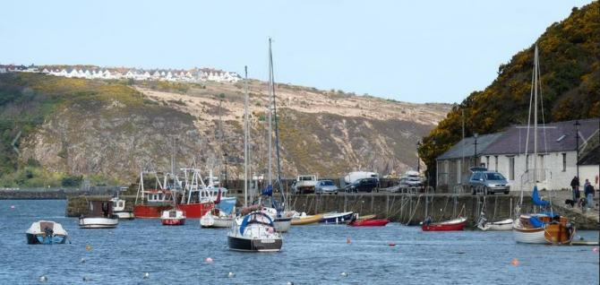 Fishguard Harbour