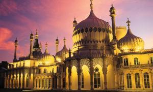 The Royal Pavilion Brighton - Brighton on View
