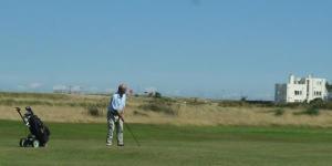 Championship golf in Sandwich