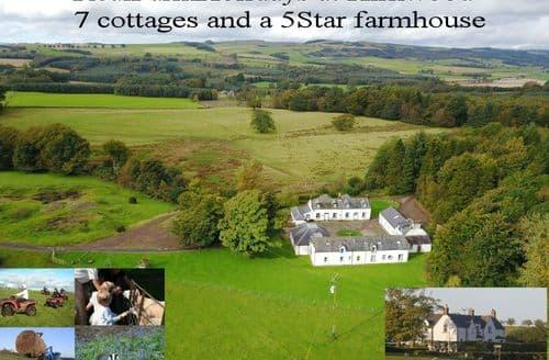 Last Minute Cottages - RealFarmHolidays at Kirkwood - Dalton Green Farmhouse