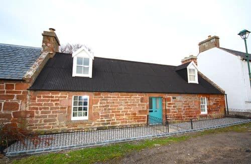 Last Minute Cottages - Langlands Cottage, Jemimaville