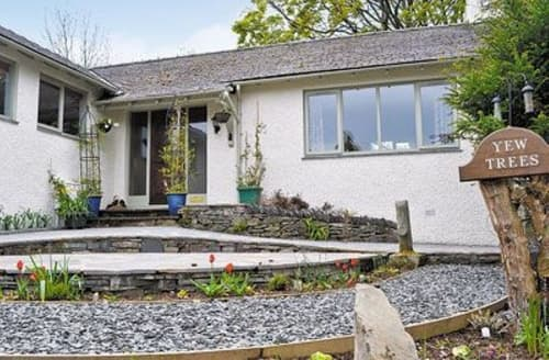 Last Minute Cottages - Yew Trees