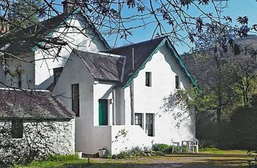 Last Minute Cottages - Glencoe Cottage