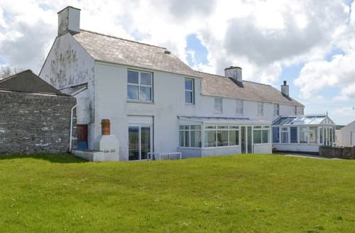 Last Minute Cottages - Bodlasan Groes House  - 26947