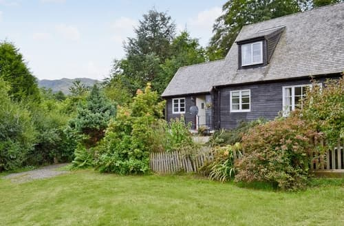 Last Minute Cottages - Benvane Cottage