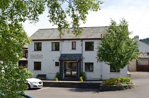 Last Minute Cottages - Chaucer Lodge Apt 1