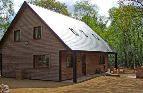 Last Minute Cottages - Luxury Cotton Lodge S9107