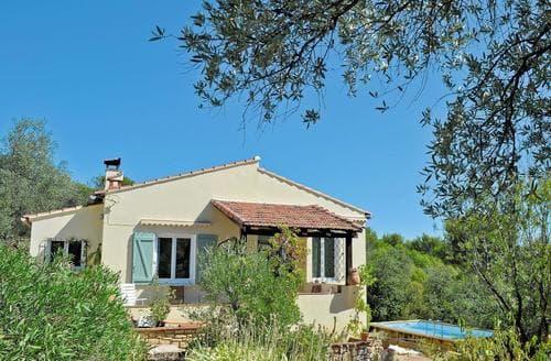Last Minute Cottages - La Cousteline - F83359