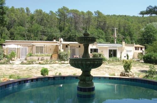 Last Minute Cottages - Salernes - FCV093
