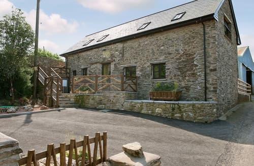 Last Minute Cottages - Old Dairy Barn - HTTJ