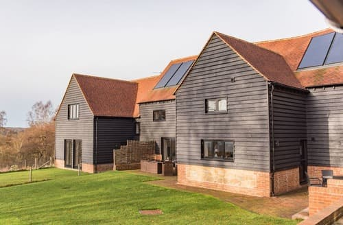 Last Minute Cottages - Great Foxmoor Barn