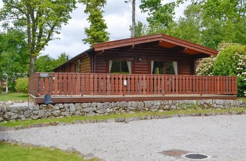 Last Minute Cottages - Bluebell Lodge - UK10955