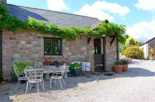 Last Minute Cottages - Wonderful Penallt Cottage S9236