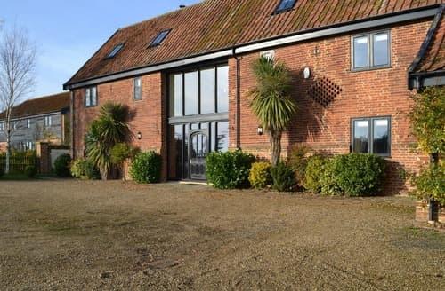 Last Minute Cottages - Meadow Acre