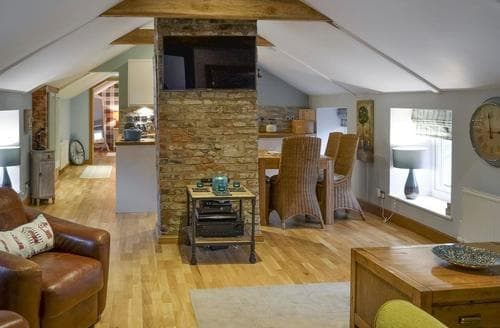 Last Minute Cottages - Alnwick Loft