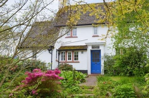 Last Minute Cottages - Green Hedges